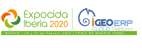 iGEO ERP en EXPOCIDA IBERIA 2020
