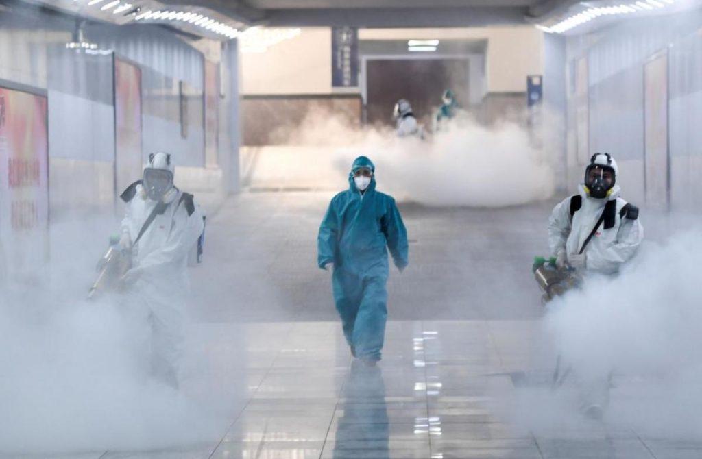 Aumentan las fumigaciones de recintos por elCovid-19