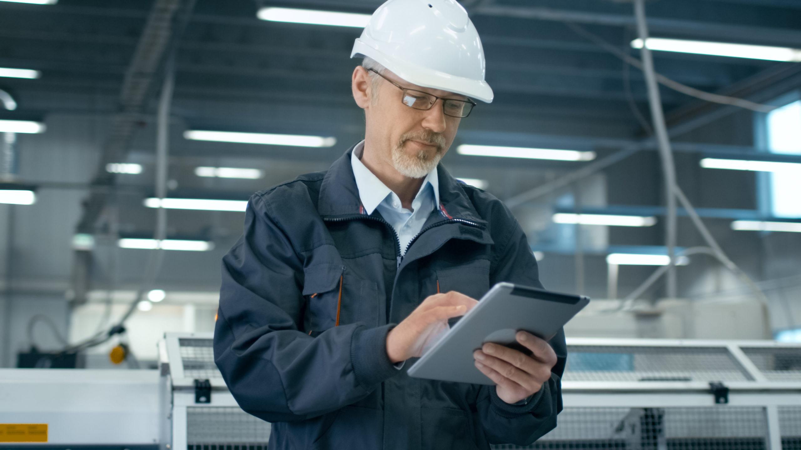 Alerta en el Portal Técnico de ordenes en ejecución