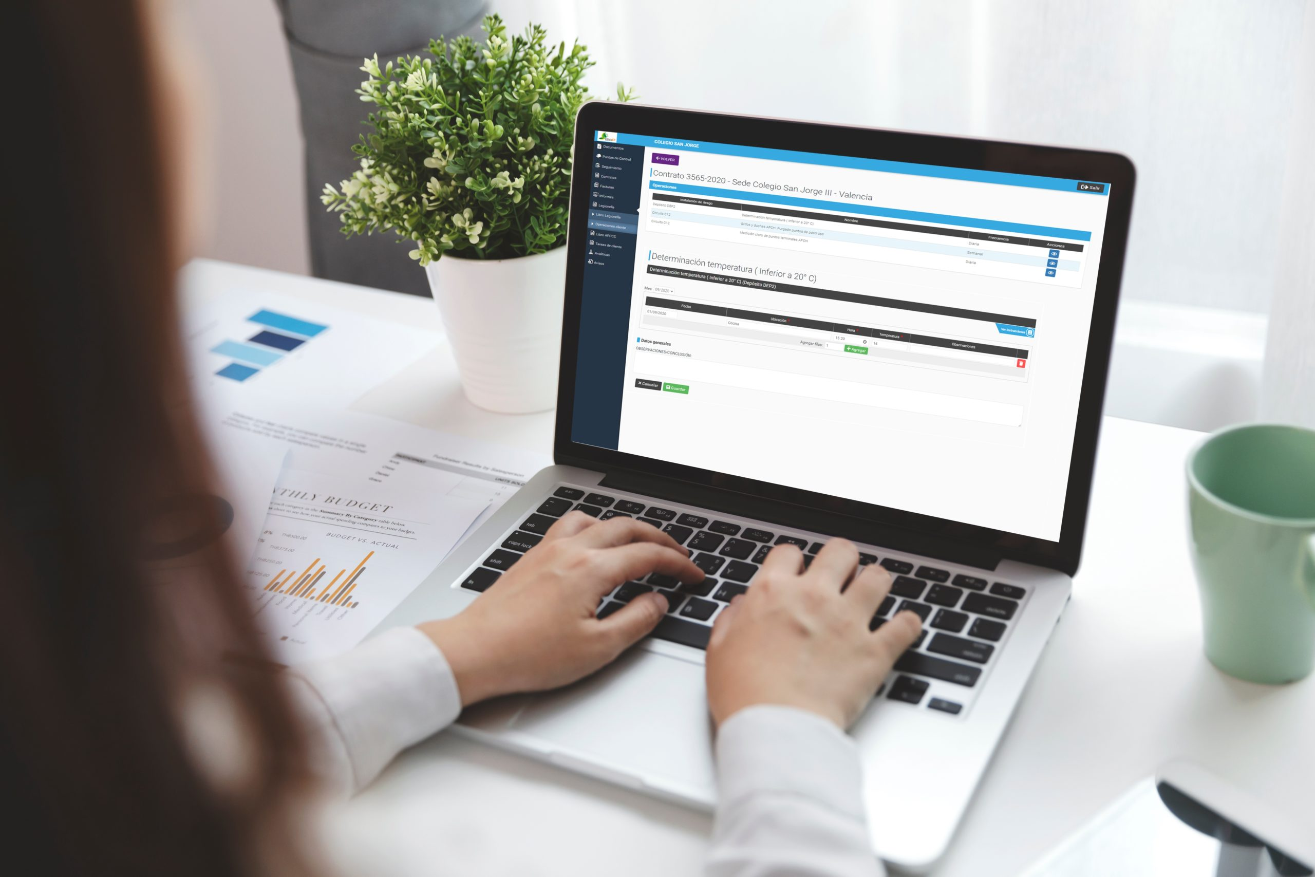 Operaciones a ejecutar desde el Portal Cliente