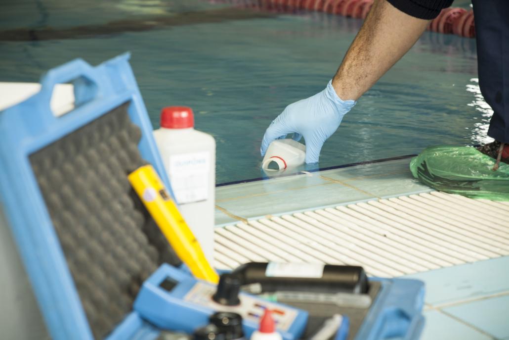 Agrupar operaciones de analíticas o de limpieza y desinfección