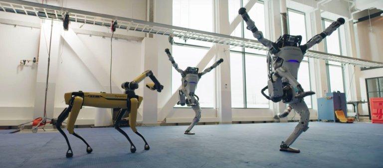 El gran avance de los robots