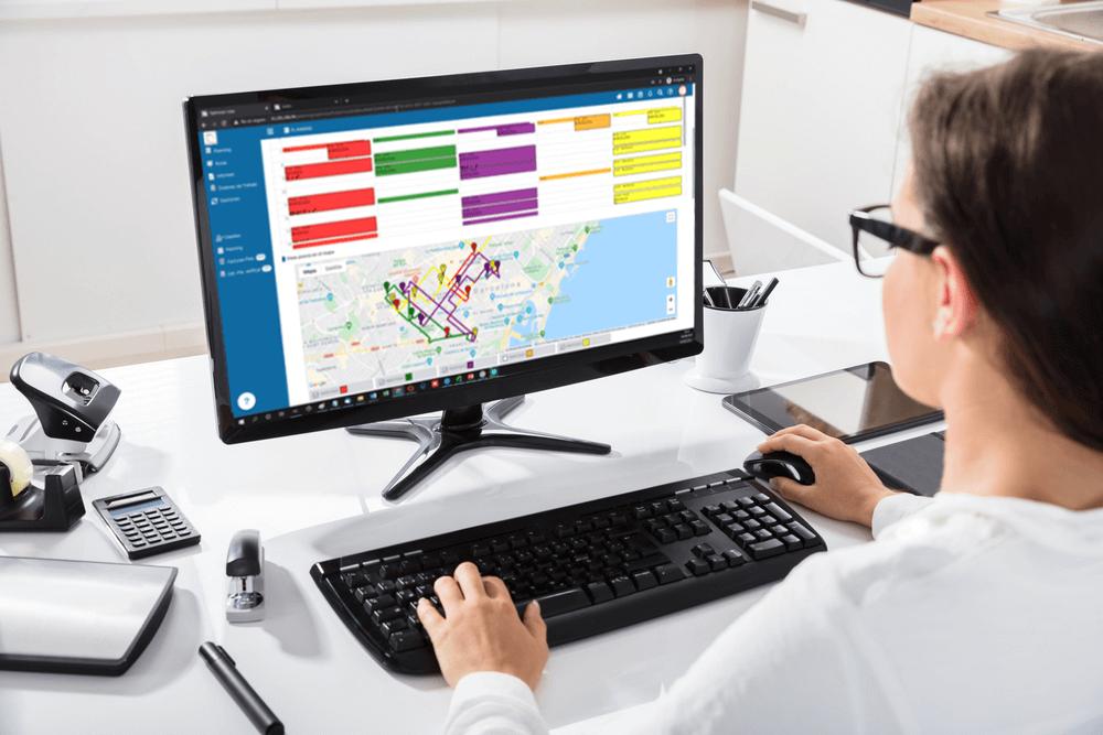Optimizador de rutas con Inteligencia Artificial