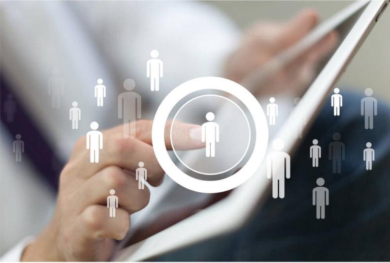 Sedes potenciales de clientes activos